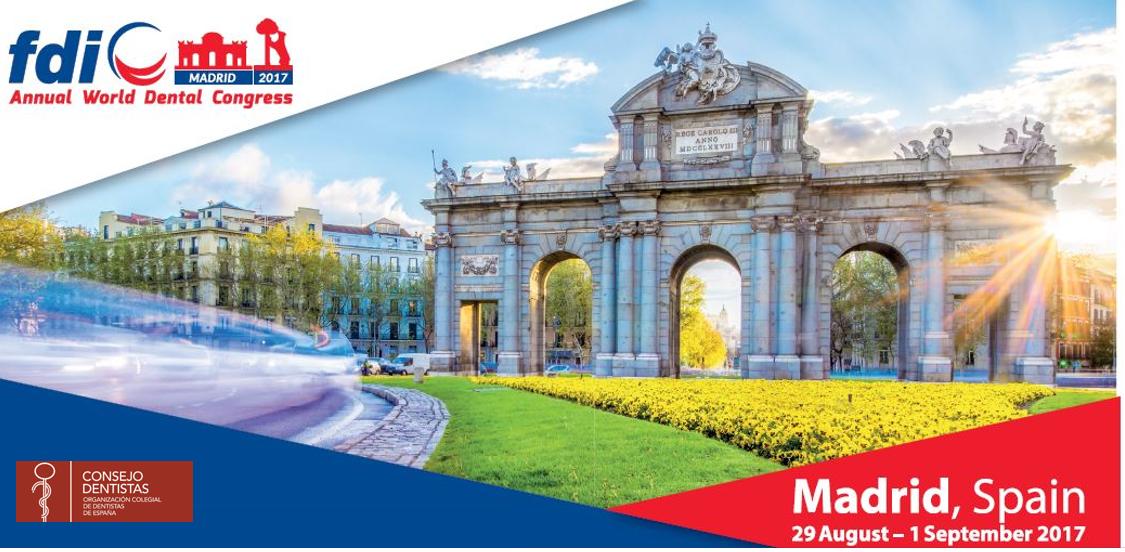 Comienza la cuenta atrás para que Madrid acoja el Congreso de Odontología más importante del mundo