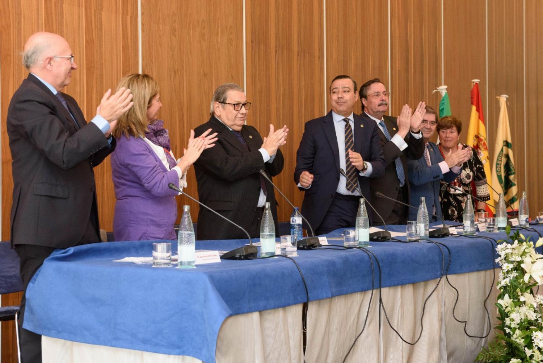Ángel Rodríguez Brioso, Presidente de Honor del Colegio de Dentistas de Cádiz, Premio Santa Apolonia 2019