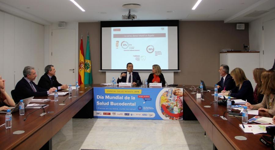 La salud oral infantil, eje del Día Mundial de la Salud Bucodental 2019