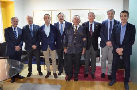 Ángel Carrero, elegido vocal en la nueva Junta Directiva del Consejo Andaluz de Dentistas