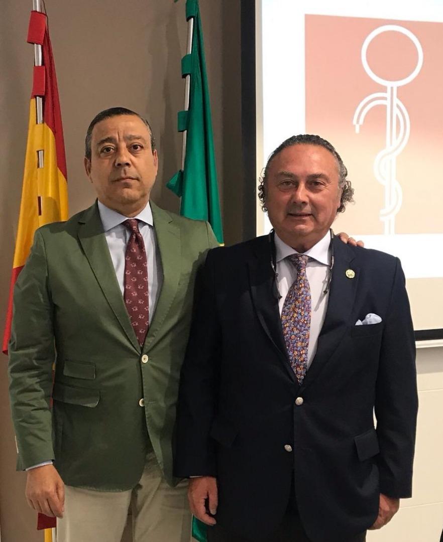 El Dr. Ángel Carrero Vázquez, presidente del Colegio de Dentistas de Cádiz, nombrado patrono de la Fundación Dental Española