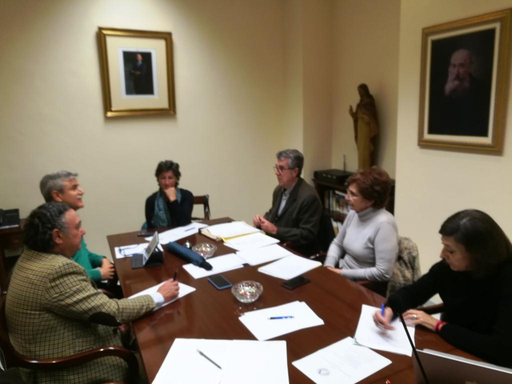 La Red Gaditana de Colegios Profesionales para la Cooperación se marca sus primeras metas